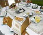 مراسم عقد و عروسي ايرانيان