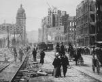 فاجعه سانفرانسیسکو 110 سال قبل / تصاویر