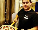تندترین پیتزای دنیا +عکس