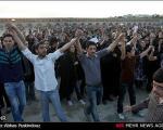 عکس: تجمع اعتراضی در «زاینده رود»