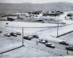 تقاطع میرداماد - مدرس سال 1354 +عکس
