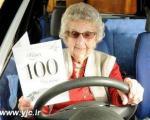 ۸۲ سال رانندگی بدون گواهینامه(+عکس)