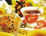 طرز تهیه آبنبات پرتقال و لیمو