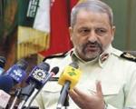 توضیحات فرمانده ناجا درباره حوادث سخنرانی دیشب یکی از نامزدها