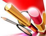 روش پاک کردن لکه های لوازم آرایش از لباس