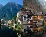 دهکده اروپایی تقلبی؛ ساخت چین! +عکس