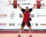 وزنهبرداری قهرمانی جهان/ یک طلا و ۲ نقره در دسته فوق سنگین به مولایی رسید