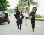 گلزار و بنیامین در «سلام بمبئی» +عکس