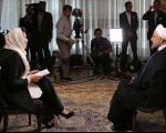 اولین مصاحبه روحانی با یک تلویزیون آمریکایی: لحن نامه اوباما مثبت و سازنده بود(+عکس)
