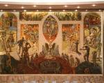 معنای نقاشی دیواری شورای امنیت چیست؟