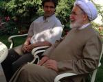 درخواست پسر کروبی از دولت روحانی;  محاکمه علنی خواسته پدر از روحانی / پوکی استخوان دستاورد حبس طولانی
