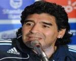 استقبال مارادونا از مربیگری تیم ملی امارات