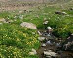 روستایی با بزرگترین پیست اسكی ایران