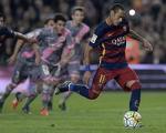 برد پرگل بارسلونا مقابل رایو وایهکانو/خودنمایی نیمار با ۴ گل