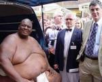 چاق ترین ورزشكار دنیا +عکس