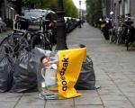 تولید کیسههای زباله خاص+تصاویر