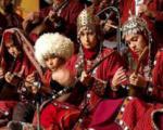 پوشاک و پاپوش مردان ترکمن