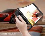 تبلتی با صفحه نمایش منحنی مخصوص بازی+تصاویر