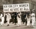 از آمریکا تا عربستان، مبارزه زنان برای کسب حق رأی