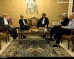 کاندیداهای بازمانده از پاستور در مهمانی عارف (+عکس)