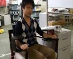صندلی ویژه فیلم ترسناک +عکس