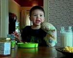 به مغز کودکتان غذاهای مقوی بدهید