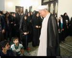 افطاری هاشمی و همسرش با کودکان تحت پوشش بهزیستی (عکس)