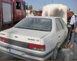 انفجار مخزن CNG پژو 405 در آزادشهر 4 قربانی گرفت