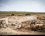 عکس: معدن سنگ «بابا حیدر»