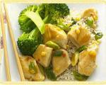 خوراک مرغ و برنج رژیمی