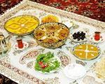 آداب و رسوم ماه رمضان در استان گیلان