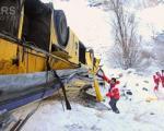 عامل اصلی سقوط اتوبوس گرگان به تهران در محور هراز شد