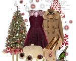 ست لباس مجلسی کریسمس ۲۰۱۴