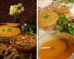دال حبوبات - آبگوشت گیاهخواران