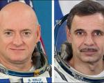 شکست رکورد اقامت در ایستگاه فضایی توسط 2 فضانورد