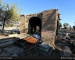 عکس: قبرستان تاریخی دارالسلام شیراز