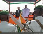 عکس: تفنگهای زنگ زده گارد تشریفات نیجر!