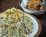لوبیا پلو شیرازی، تقویت کننده معده
