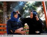 عکس: کمپ ترک اعتیاد بانوان معتاد به شیشه