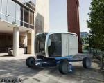 خودرویی برای برق انداختن خیابان ها +عکس