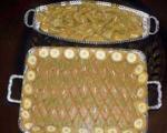 حلوای باقلوا برای افطار