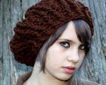 مدل شال و کلاه زنانه - سری سوم