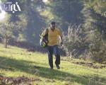 محمدرضا فروتن، بهنوش بختیاری، فرزاد حسنی و ... پشت صحنه رالی ایرانی