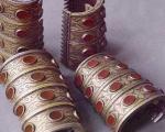 زیورآلات زنان و دختران ترکمن