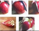 تزیین سیب - سری چهارم
