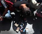 (تصاویر) دستگیری مالخران محدوده بازار