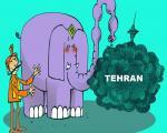 راهکارهندی هابرای رفع آلودگی تهران-کاریکاتور
