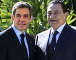 پرداخت رشوه حسنی مبارک به نخست وزیر فرانسه افشا شد