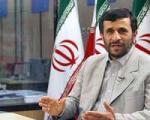 احمدی نژاد: تحریم ایران پایان سیطره دلار بردنیا