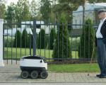 ربات ششچرخ، انقلابی در روش ارسال کالا
